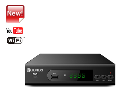 Wholesale Junuo Dvb t2 Decoder Supplier T2 Set Top Box With Youtube App?imageView2/1/w/400/h/300/q/80