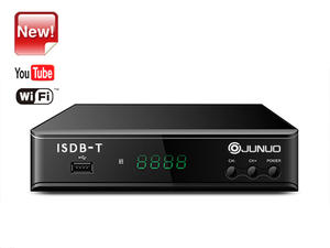 Lastest Wholesale Free to Air Tv Tuner Hd Isdb-t Digital Receiver Hd Tv Set Top Box