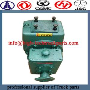 Self-priming sprinkler pump