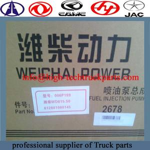 Weichai Engine Fuel Pump 612601080145