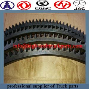 Yuchai Flywheel gear ring To achieve power transmission