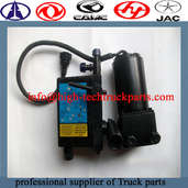 Dongfeng cabin lifting pump motor  is to start the lifting pump.provide power