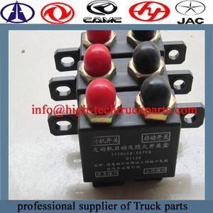 Dongfeng Engine Start And Stop Switch 3756050-Z0