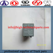 Dongfeng lighting relay   is the switch to control the light of the truck