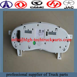 CAMC Combination instrument  is to provide the required car operating parameters