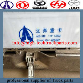 truck battery, also known as battery, is a kind of battery