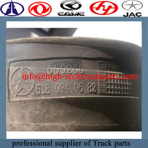 Beiben truck Air filter hose 5180940682 is to connect air filter to the parts on truck