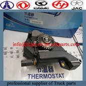 weichai engine oil pump is to raise the oil to a certain pressure