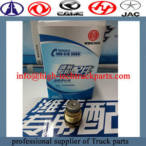 weichai engine Rail pressure limiting valve Remove excess high-pressure air