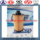 weichai oil filter 13055724 is to prevent particulate matter, water and dirt