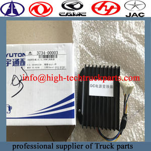 Yutong Bus Power Converter 3734-00003