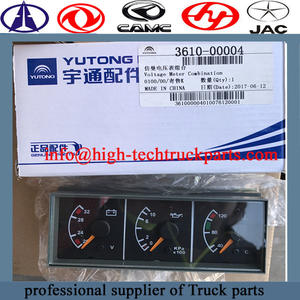 Yutong Bus Combined Instrument 3610-00004