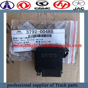 Yutong Bus Front Door Rocker Switch, JK982-057A 3792-00485