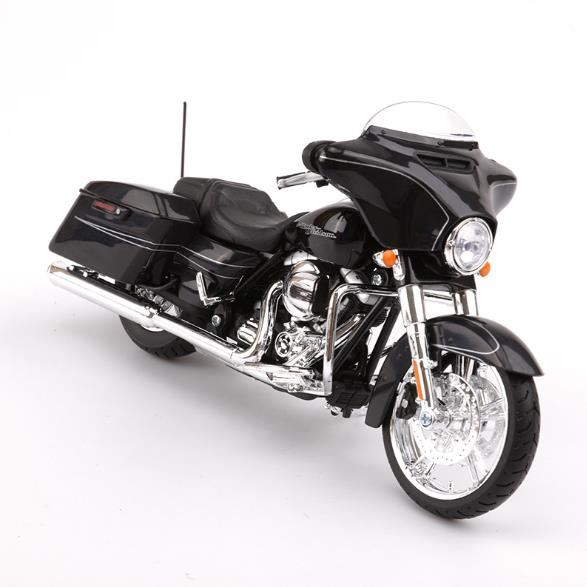 Handsome 1/12 motorcycle model for Harley, Davidson,CVO LIMITED, ROAD K motorcycle Alloy simulation model Toy collection