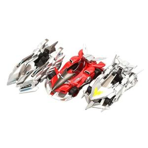 Red Speed car game model 1:32 racing toy Q version sports car model