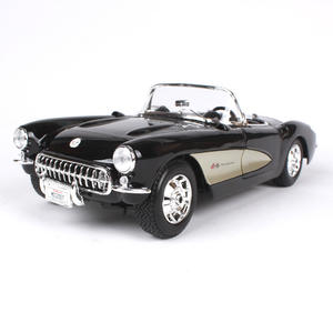 Hottest 1:18 Simulation Alloy Car Model Jaguar E-type Coupe Classic Car