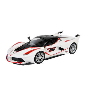 Cool 1:18 FXX K Model Simulation Alloy Car Model Sports Car Collection