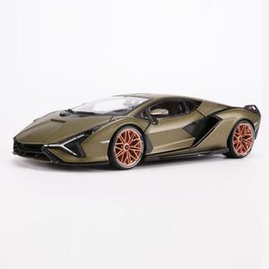 Popular Sian FKP37 Supercar Model Car Model Alloy Simulation Model