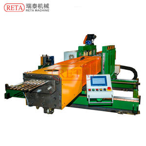 China Horizontal Expander;RETA- Video Of Automatic Horizontal Expander; Horizontal Expanding Machine Factory