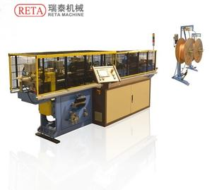 China Tube Cutting Machine;RETA- Video  Of Tube Cutting Machine; Manufacturer Of Tube Chipless Cutting Machine
