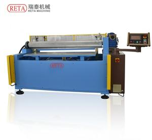 Semi-Automatic Coil Tube Bending Machine