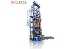 China Vertical Expander;China Tube Vertical Expanding Machine;RETA- Video Of Vertical Expander; Tube Vertical Expanding Machine