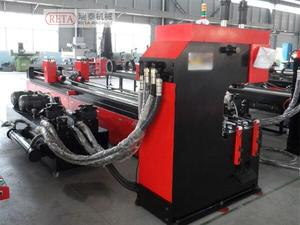 Tube Hole Punching Machine