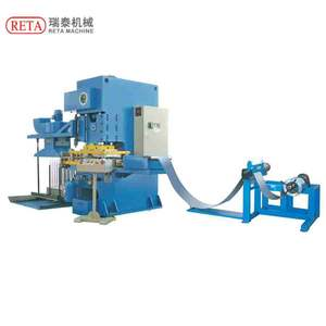 High Speed Fin press line factory, China C Type Fin press line