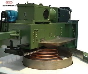 Pancake Coil Machine factory;  Copper Coil Production Machine in China