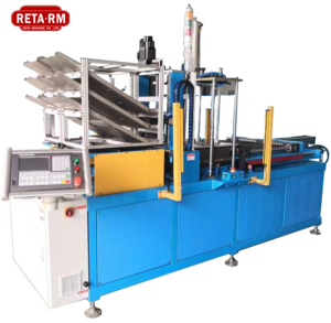 Automatic Aluminum Tube Fin  Inserting Expansion Machine