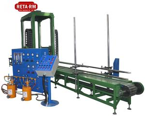 Automatic Copper Tubing Fin Coil Brazing Machine