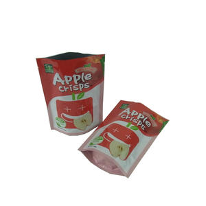 Apple Crisps Packaging Aluminum Foil Bag