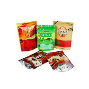 tea packaging bag,  tea packaging bag manufacture, foil tea bag