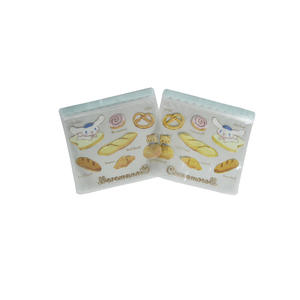 Bread Pretend Play Toy Packing Mini Ziplock Bags
