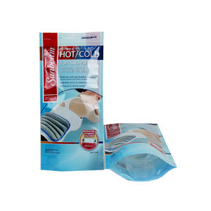 Hot &Cold Pack Zip Lock Plastic Bags