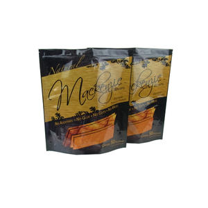 Custom Printed Foil Stand Up Tobacco Pouch