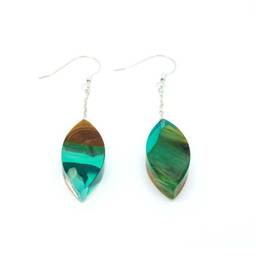 Hot sale new fashion natural wood jewelry(wood earring jewelry)
