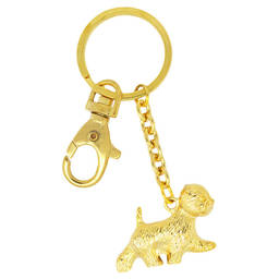 Custom made made all kinds of breeds dog keychain jewelry for dog lover (key chain animals)