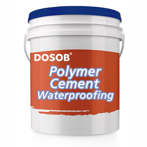Polymer Modified JS Cementitious Waterproof Paint
