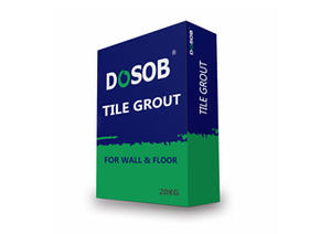 Colorful Tile Grout - 20KG Package