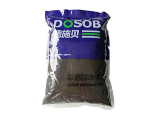 Strong Adhesion Color Tile Grout - Black Color