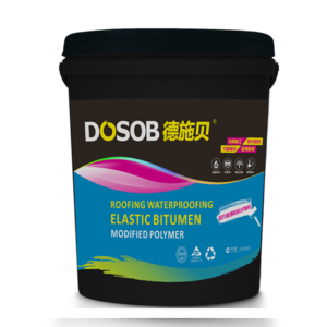 Liquid Bitumen Waterproof Coating For Roofing