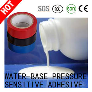 Mesiden Water based acrylic pressure sensitive adhesive