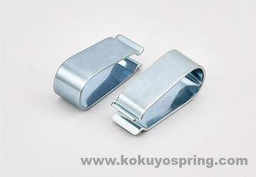 Metal clamps(Plating Zn)