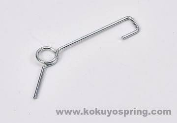 metal torsion spring