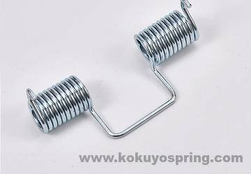 ¢1.5 double torsional spring