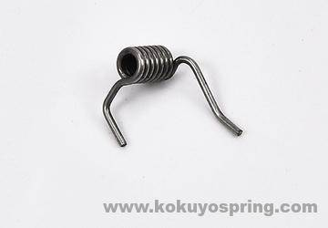 locking holder torsion spring