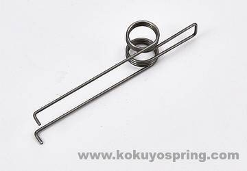 umbrella holder spring