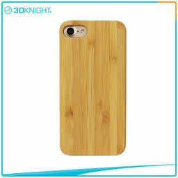 Customized Laser Engraving Wood Phone Case For Iphone 7 7 Plus Cases