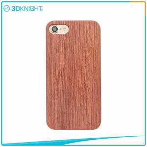 Wholesale Wood Phone Cover factory For Iphone 7 7 Plus RoseWood